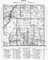 Geneva Township, Freeborn County 1965